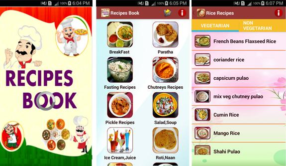 Recipe of the day welcome to world of indian recipes book app dont be afraid to start playing around with cooking food at home our recipes book is free app has the largest forumfinder Images